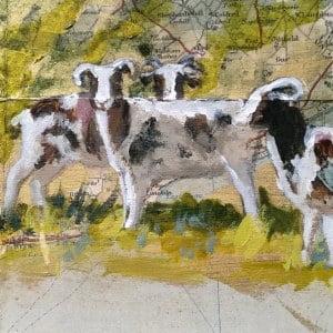 framed sheep 1