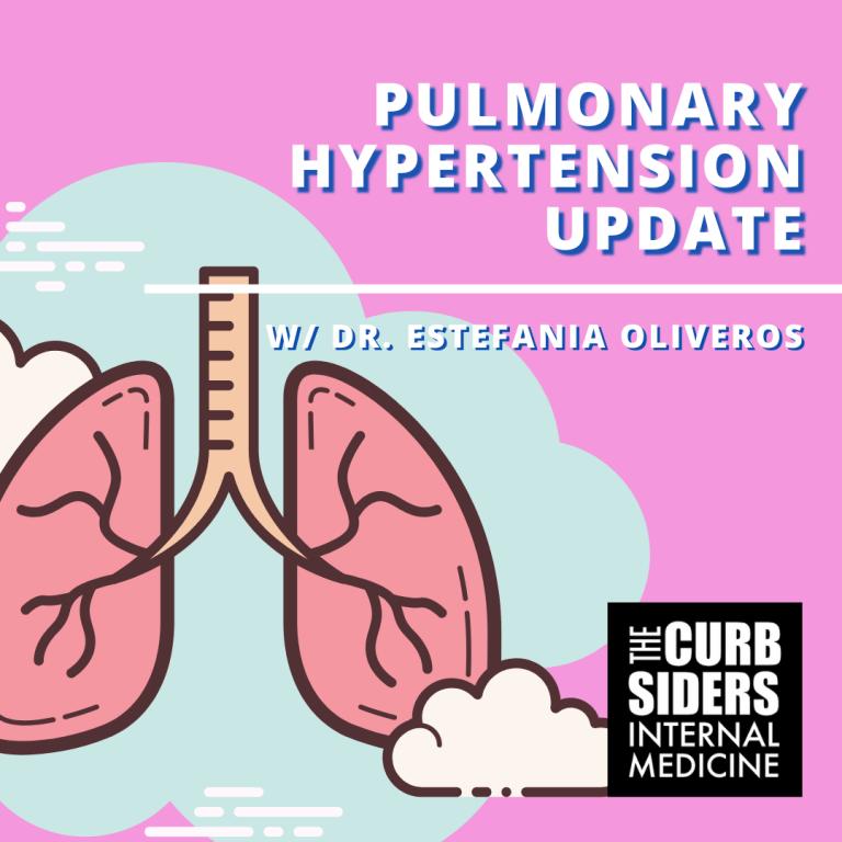 #294 Pulmonary Hypertension Update